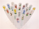 Hand Painted Nail Files